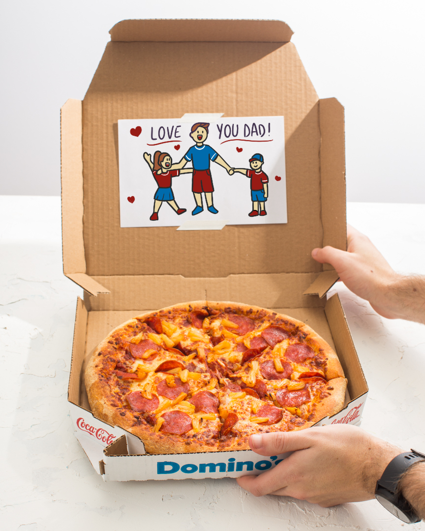 Domino's Father's Day