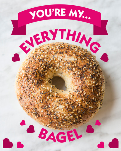 What A Bagel: Valentine's Day Post
