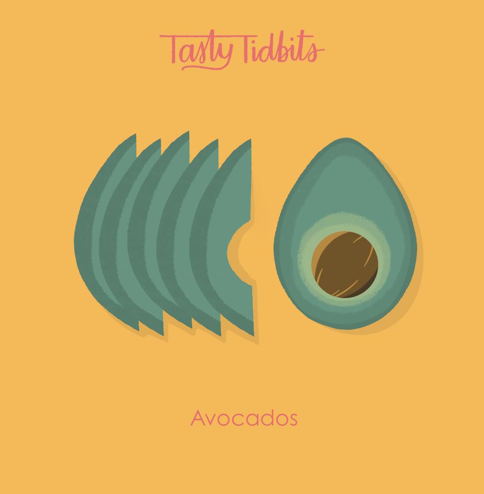 Tasty Tidbits_ Avocado
