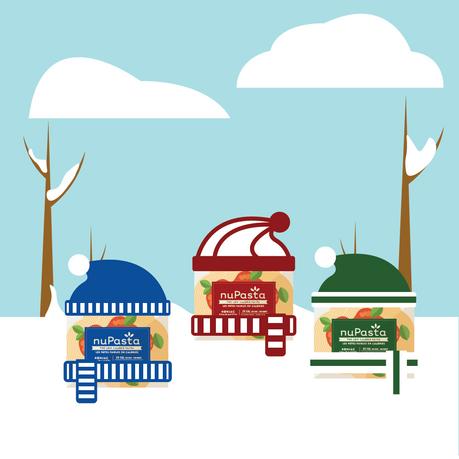 NuPasta Winter Hibernation Post