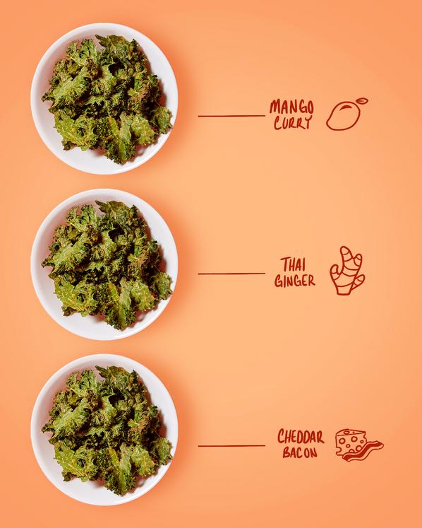 Revitasize Kale Chips