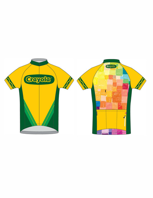 Crayola Cycling Shirt