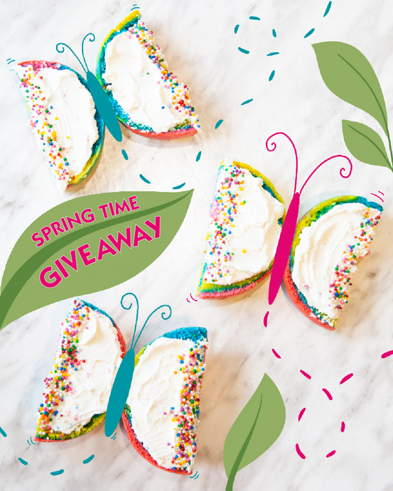 What A Bagel: Spring Giveaway
