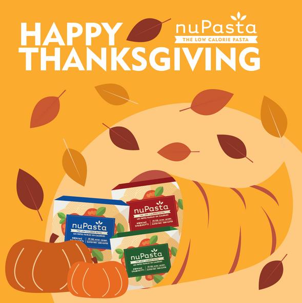 NuPasta Thanksgiving Post