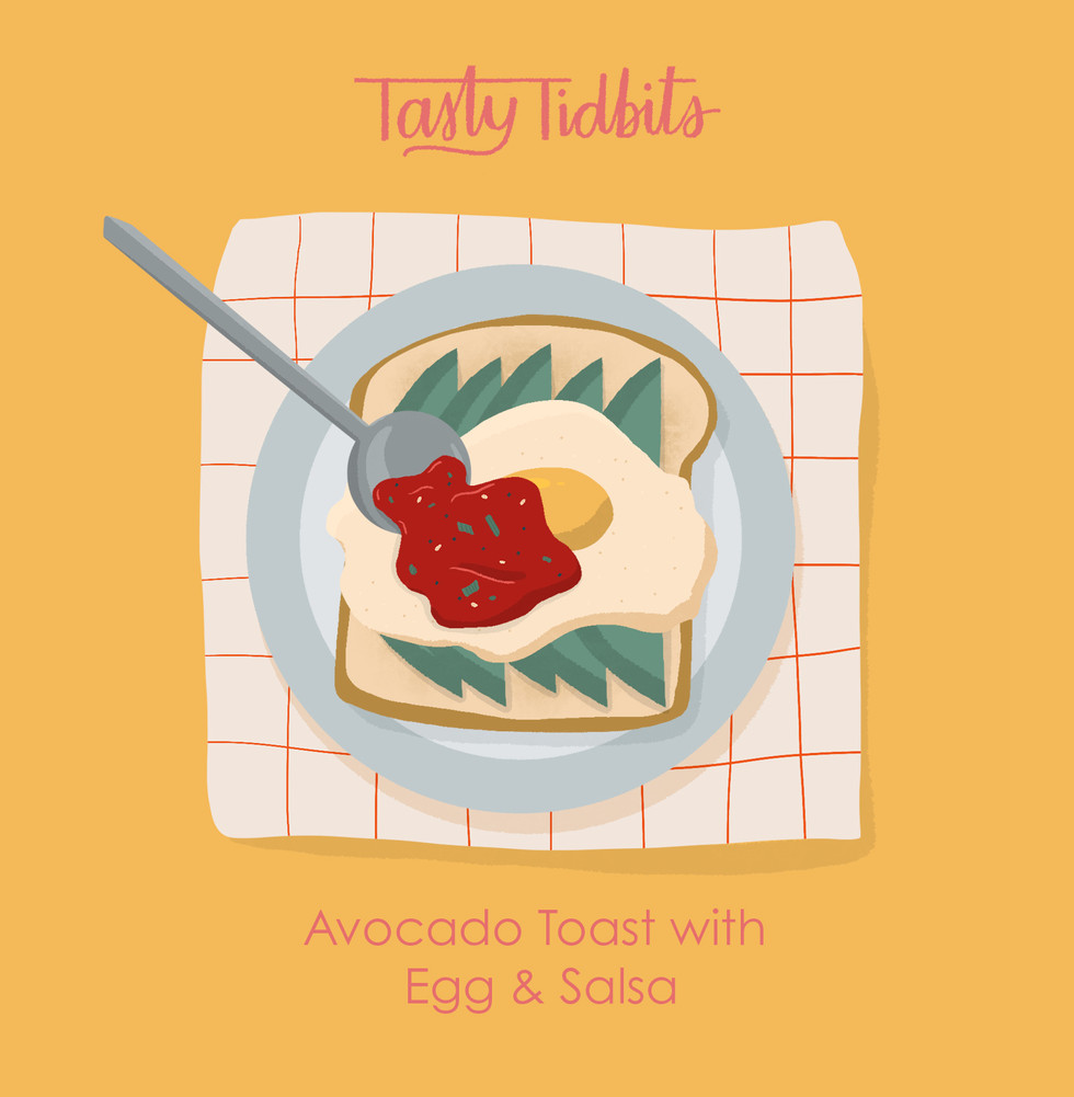 Tasty Tidbits: Hero Shot