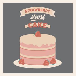 Cake It Strawberry
