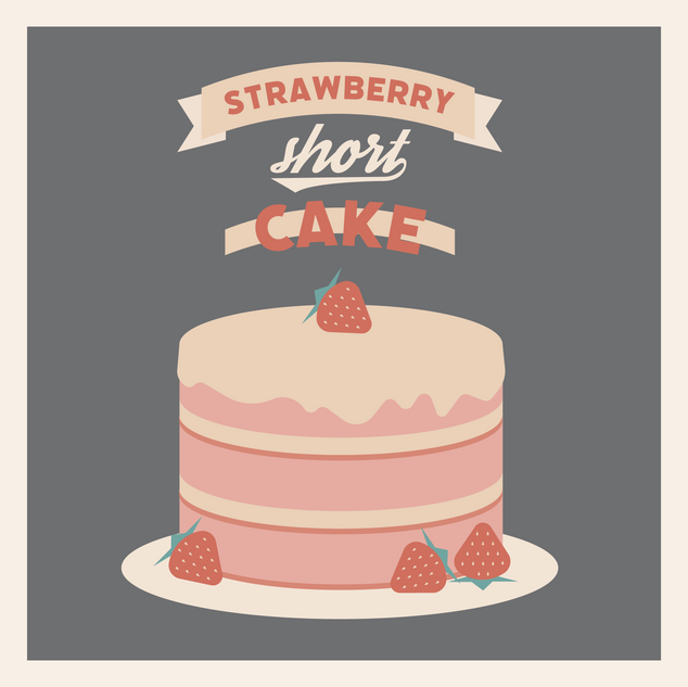Cake It Strawberry