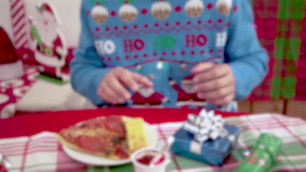 Domino's Pizza Canada Christmas Sweater Party