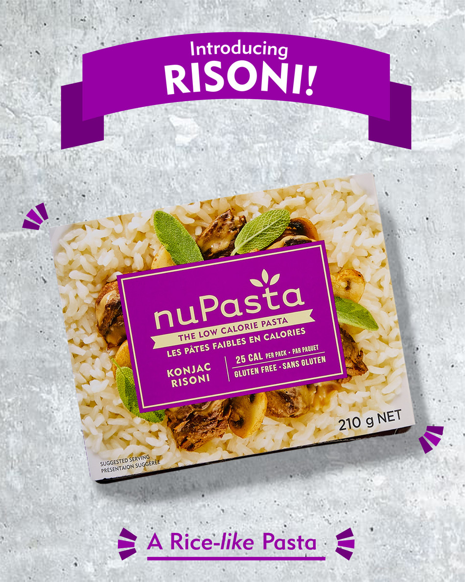NuPasta Risoni Debut - Click to view more!
