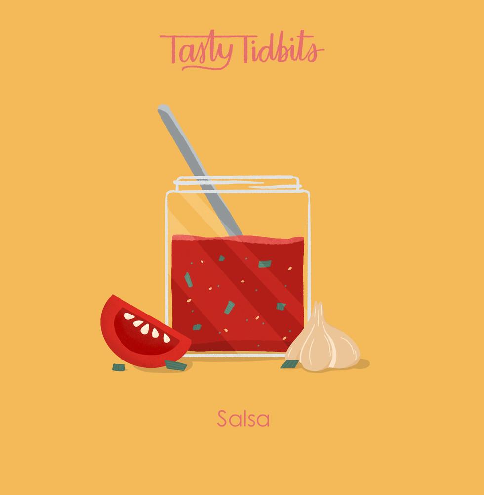 Tasty Tidbits_ Salsa