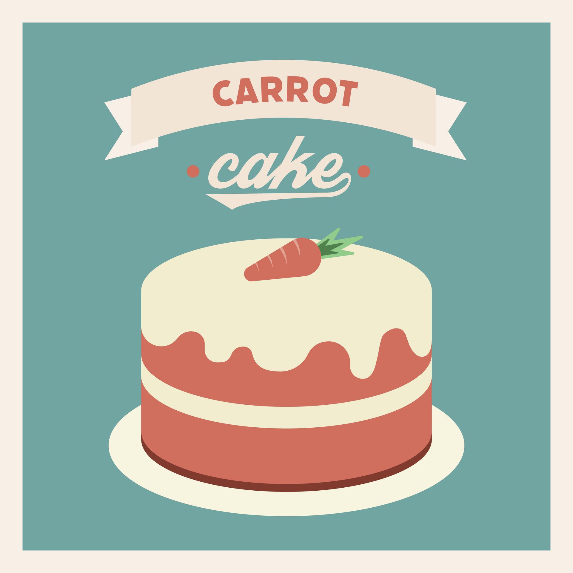 Cake It Carrot