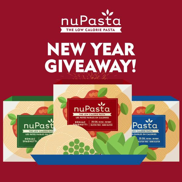 NuPasta New Years Post