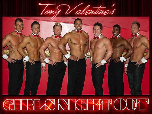 Tony Valentine Dancers
