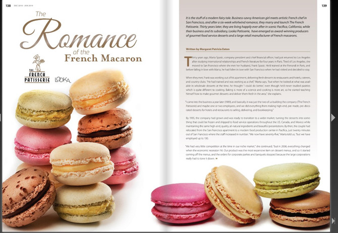 The French Patisserie  Celebrating 30 years of success!