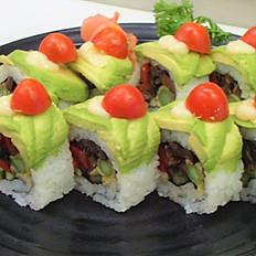 Happy Veggie Roll