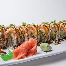 Seared Salmon Roll