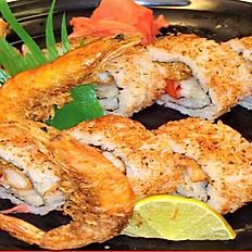 Cajun Shrimp Roll