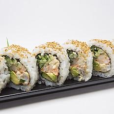 Jumbo Spicy Shrimp Roll