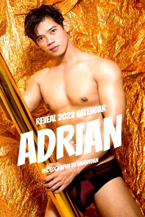 Adrian - REVEAL 2022 Calendar