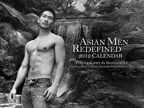 Asian Men Redefined 2012 Calendar