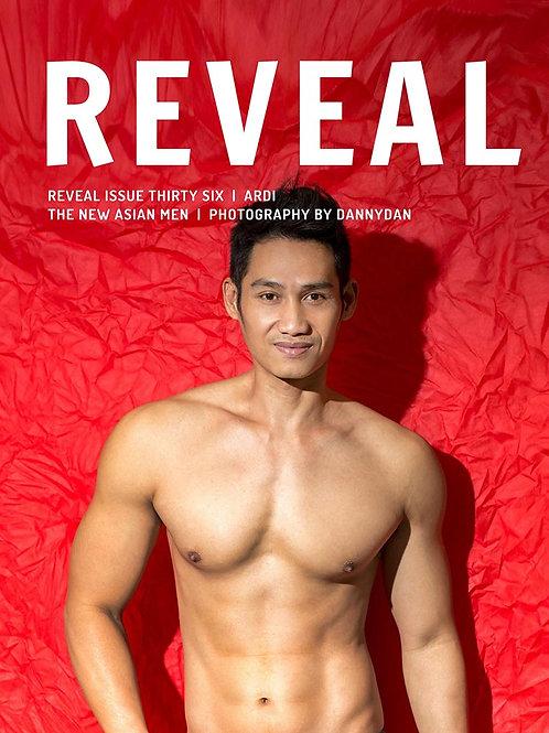 Reveal 36 - Ardi - Soft Cover Photo Book