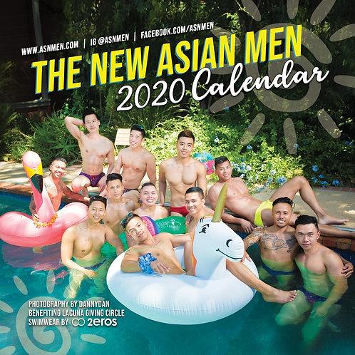 The New Asian Men 2020 Calendar