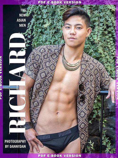 The New Asian Men 20 - Richard -PDF E-Book