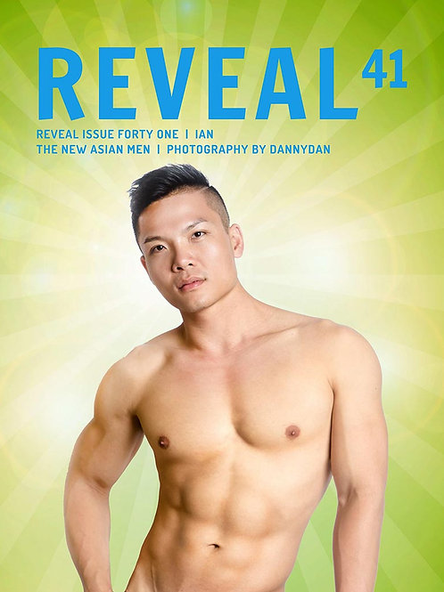 Reveal 41 - Ian - Soft Cover Photo Book
