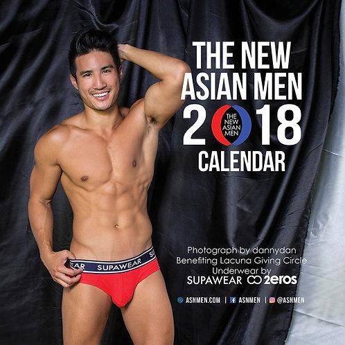 The New Asian Men 2018 Calendar