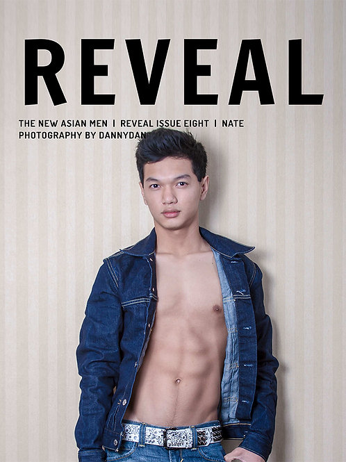 REVEAL Issue 8 - Nate - Soft Cover Photo Book