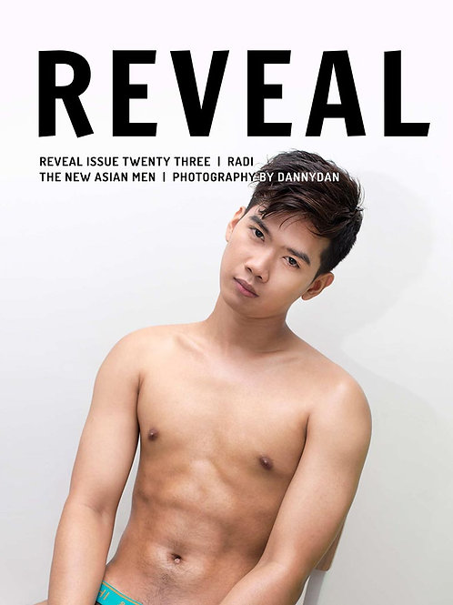 Reveal 23 - Radi - Soft Cover Photo Book