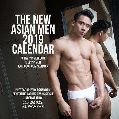 The New Asian Men 2019 Calendar