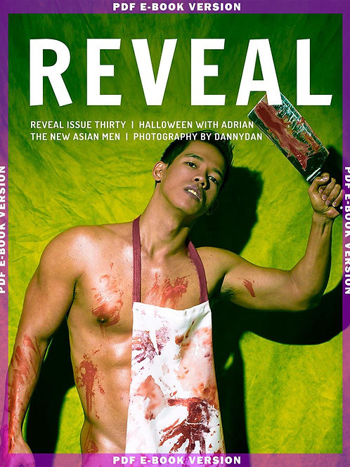 Reveal 30 - Halloween with Adrian - PDF E-Book