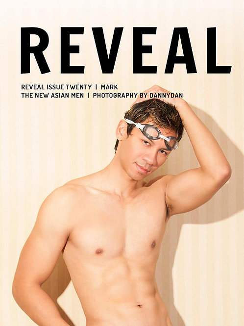 Reveal 20 - Mark - Soft Cover Photo Book