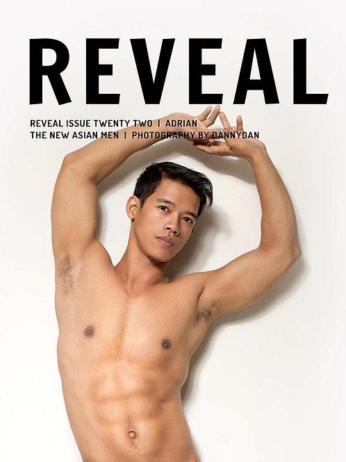 Reveal 22  - Adrian - Soft Cover Photo Book