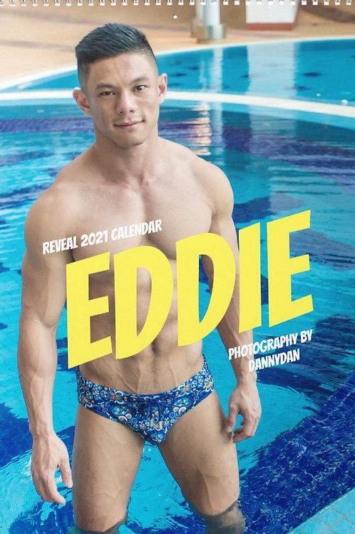 Eddie - REVEAL 2021 Calendar