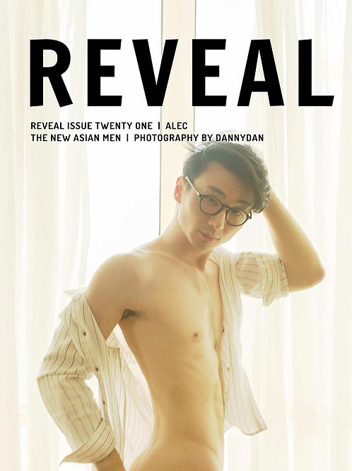 Reveal 21 - Alec - Soft Cover Photo Book