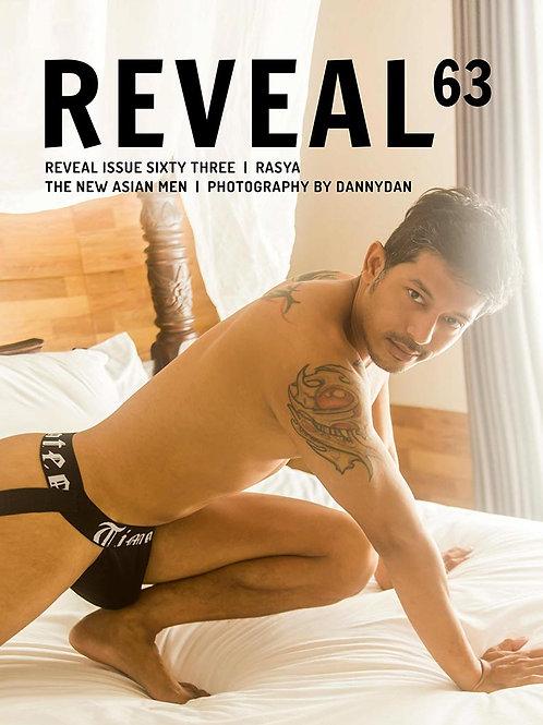 Reveal 63 - Rasya - Soft Cover Photo Book