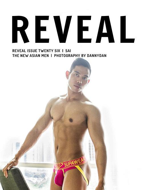 Reveal 26 - Sai - Soft Cover Photo Book