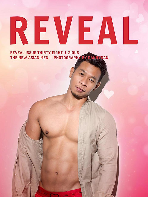 Reveal 38 - Zious - Soft Cover Photo Book