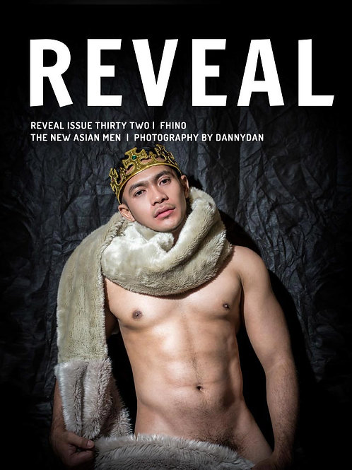 Reveal 32 - Fhino - Soft Cover Photo Book