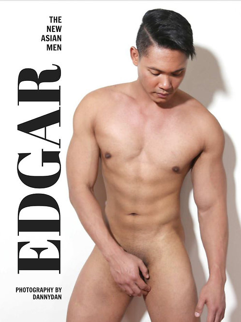 The New Asian Men - EDGAR - Soft Cover Photo Book