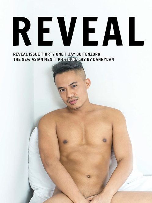Reveal 31 - Jay Buitenzorg - Soft Cover Photo Book