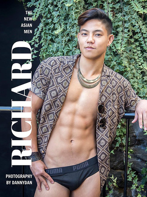 The New Asian Men 20 - Richard - Soft Cover Photo Book