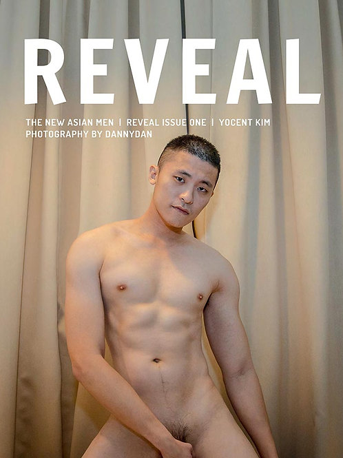 Reveal 01 - Yocent Kim - Soft Cover Photo Book