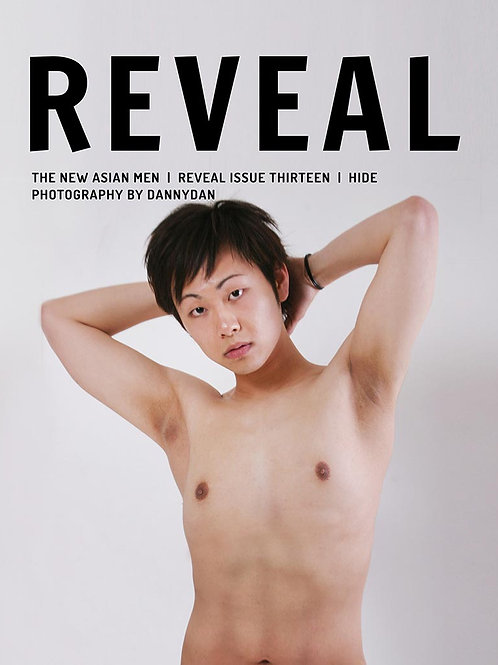 REVEAL 13 - Hide - Soft Cover Photo Book