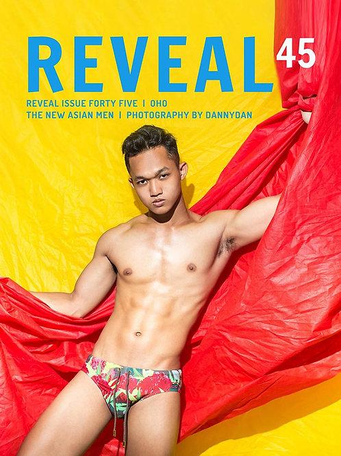 Reveal 45 - Oho - Soft Cover Photo Book