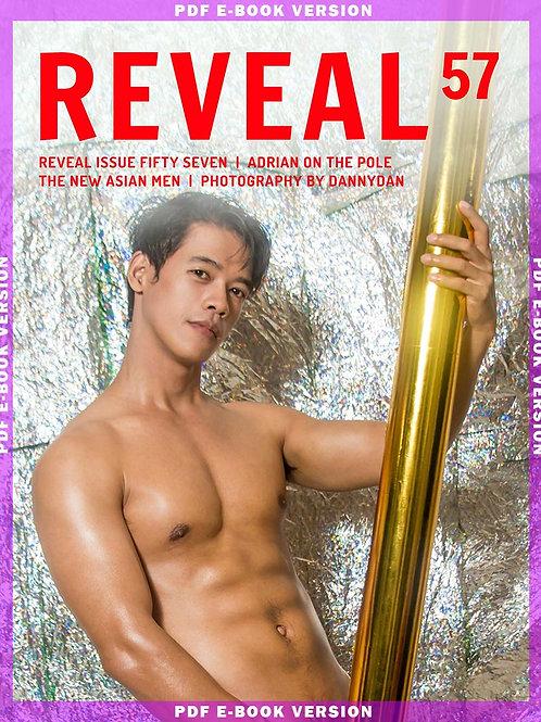 Reveal 57 - Adrian On The Pole - PDF E-Book