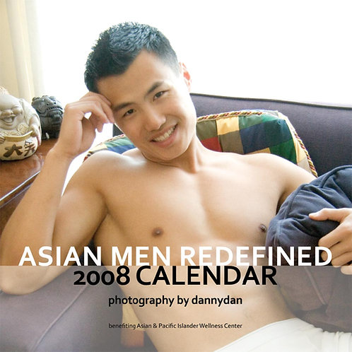 Asian Men Redefined 2008 Calendar