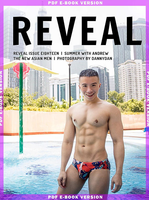 Reveal 18 - Summer with Andrew - PDF E-BOOK
